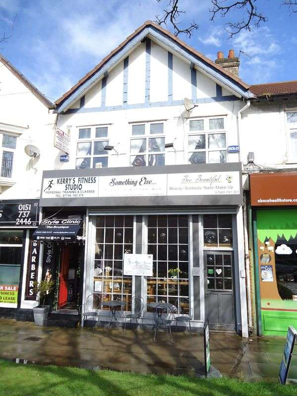 Property for sale in Commercial investment opportunity - Woolton Road, Liverpool