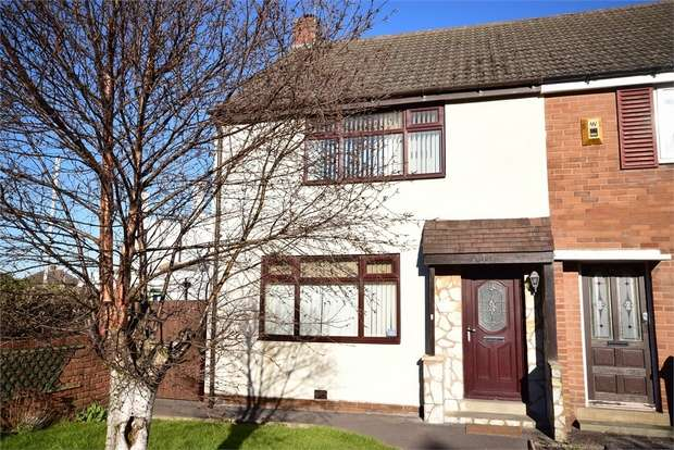 3 Bedrooms Semi Detached House for sale in Lowstead Place, BLACKPOOL, Lancashire