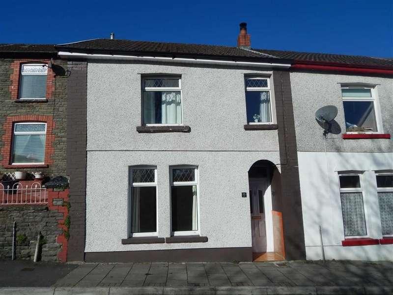 3 Bedrooms Property for sale in Cadwgan Terrace, Pontypridd, Rhondda Cynon Taff