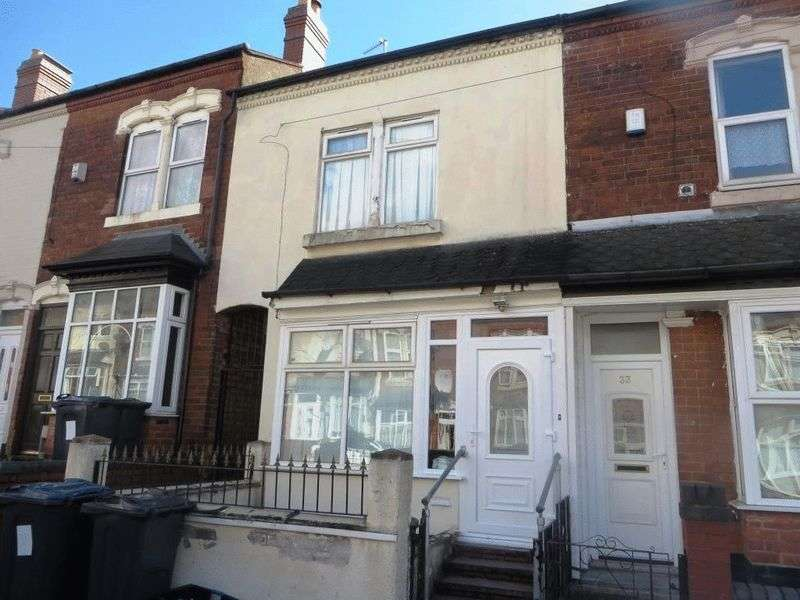 3 Bedrooms Terraced House for sale in Kentish Road, Handsworth