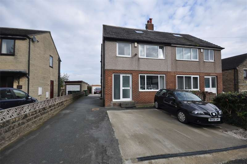 4 Bedrooms Semi Detached House for sale in 88 Crosland Hill Road, HUDDERSFIELD, West Yorkshire
