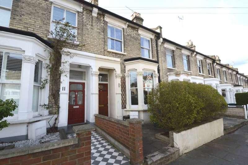 3 Bedrooms Terraced House for sale in Glenthorne Road, London
