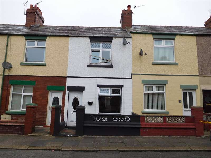 2 Bedrooms Terraced House for sale in Dunvegan Street, BARROW-IN-FURNESS
