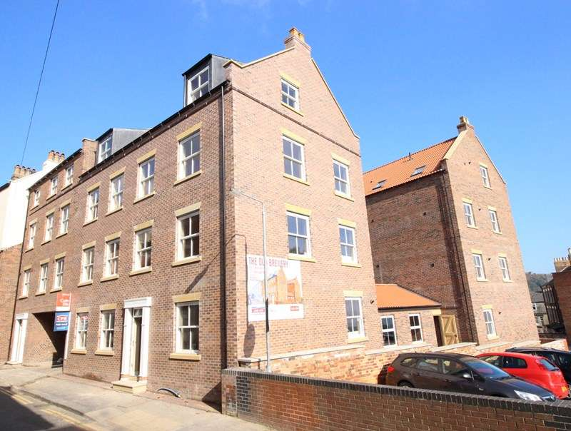 1 Bedroom Flat for sale in The Old Brewery, King Street, Scarborough, YO11 1ND