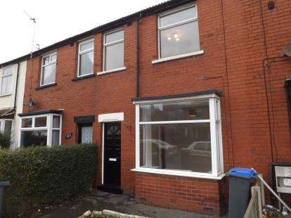 2 Bedrooms Terraced House for sale in Greenwood Avenue, Blackpool, Lancashire, ., FY1