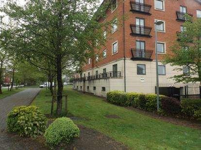 2 Bedrooms Flat for sale in Henke Court, Cardiff, Caerdydd