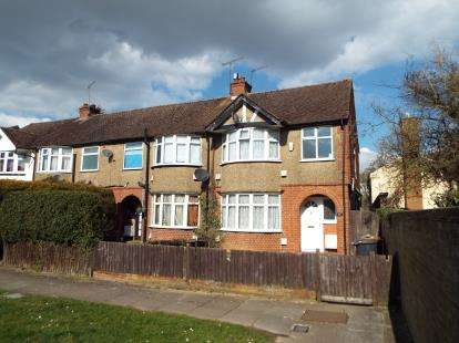 3 Bedrooms End Of Terrace House for sale in London Road, Dunstable, Bedfordshire