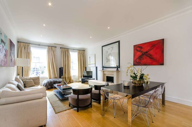 3 Bedrooms Flat for sale in Fulham Road, South Kensington, SW3