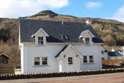 3 Bedrooms Detached House for sale in Strathyre, Callander