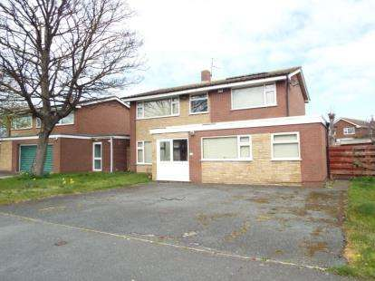 4 Bedrooms Detached House for sale in Queens Walk, Rhyl, Denbighshire, LL18