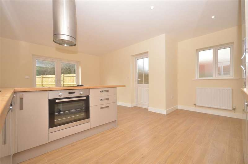 4 Bedrooms Detached House for sale in Paxton Road, Fareham, Hampshire
