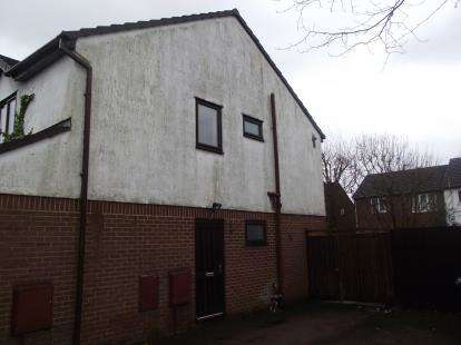 1 Bedroom Maisonette Flat for sale in Charnwood Close, Birchwood, Warrington, Cheshire