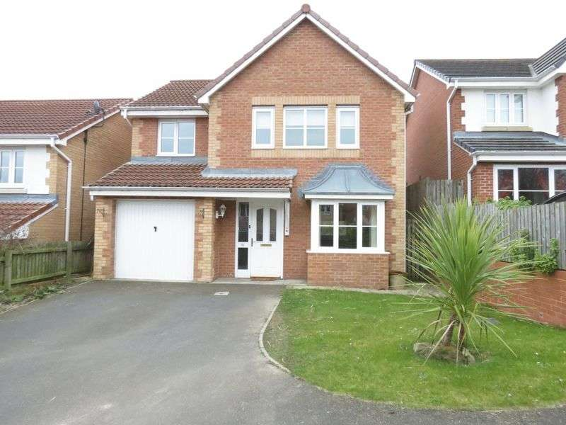 4 Bedrooms Detached House for sale in Chillerton Way, Wingate