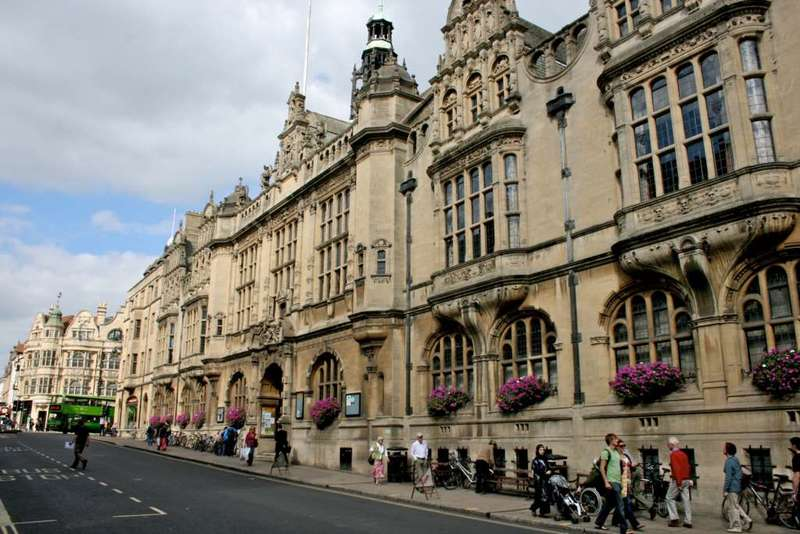 2 Bedrooms Flat for rent in St. Aldates, Central Oxford