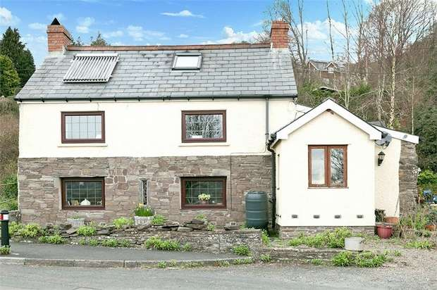 3 Bedrooms Detached House for sale in Bwlch, Bwlch, Brecon, Powys