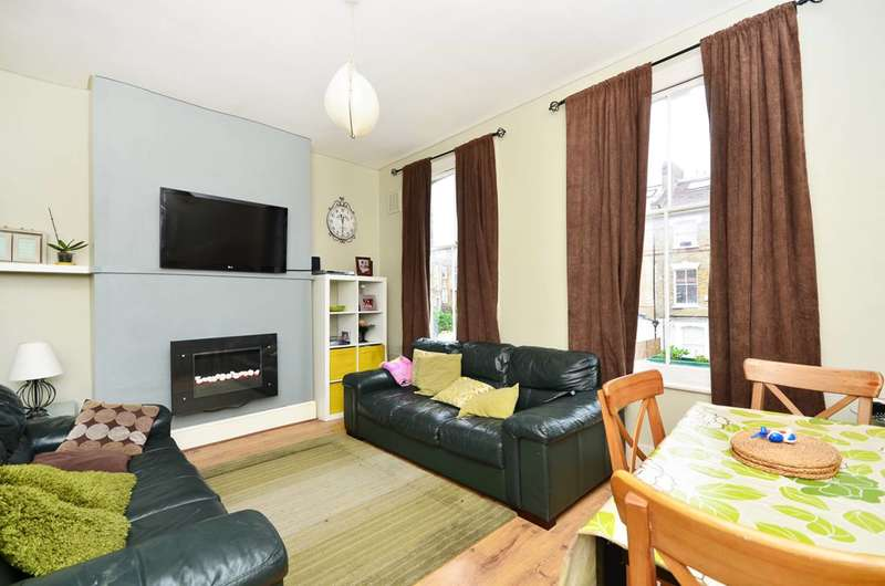 2 Bedrooms Flat for sale in Pakeman Street, Islington, N7