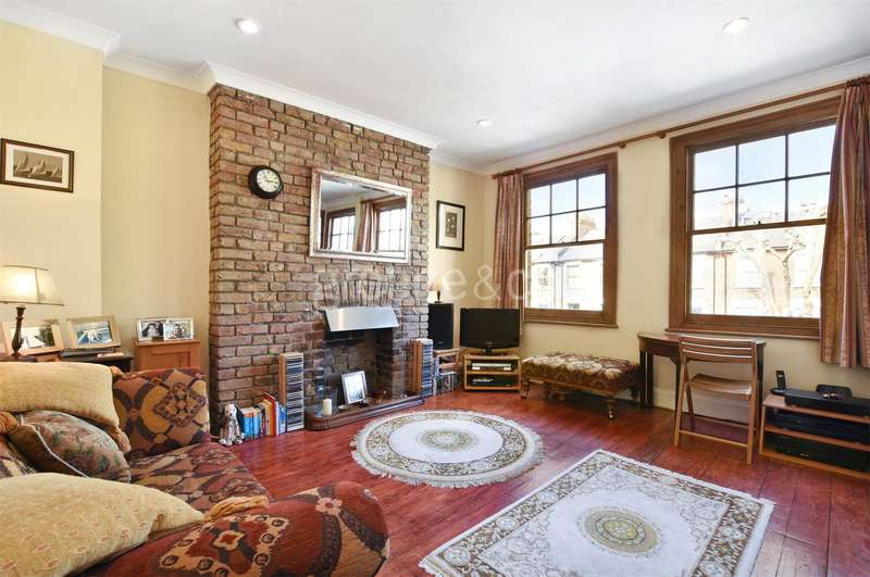 2 Bedrooms House for sale in Shirland Road, Maida Vale, London, W9