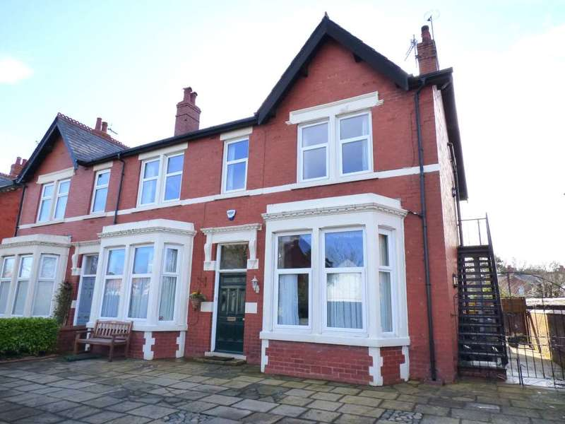 5 Bedrooms Semi Detached House for sale in Mythop Road, Lytham