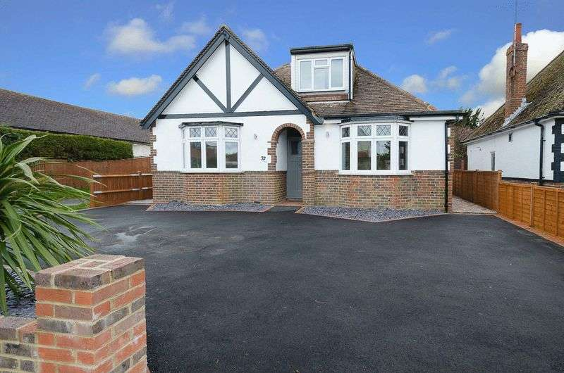 5 Bedrooms Detached House for sale in Grinstead Lane, Lancing