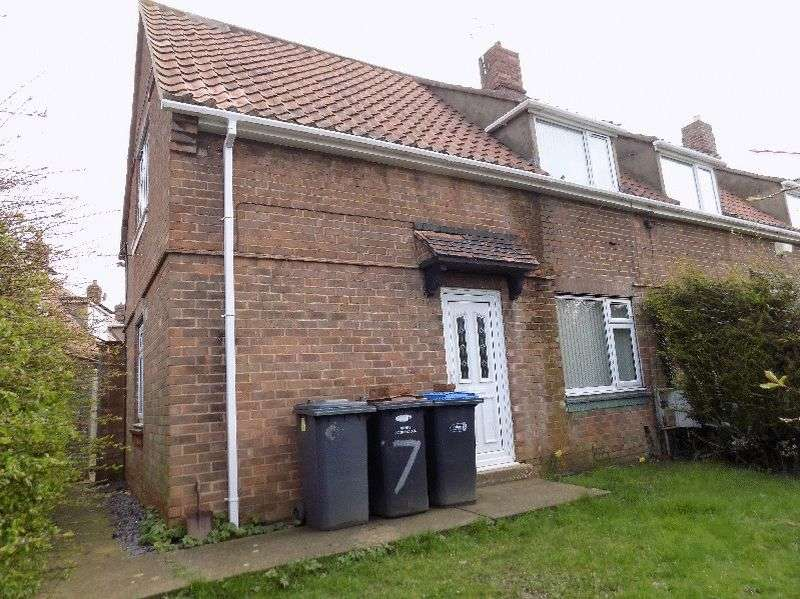 2 Bedrooms Terraced House for sale in Sharp Road, Newton Aycliffe,