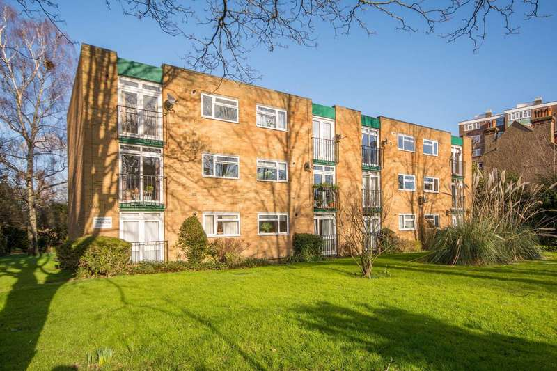 2 Bedrooms Flat for sale in Lower Addiscombe Road, Croydon, CR0