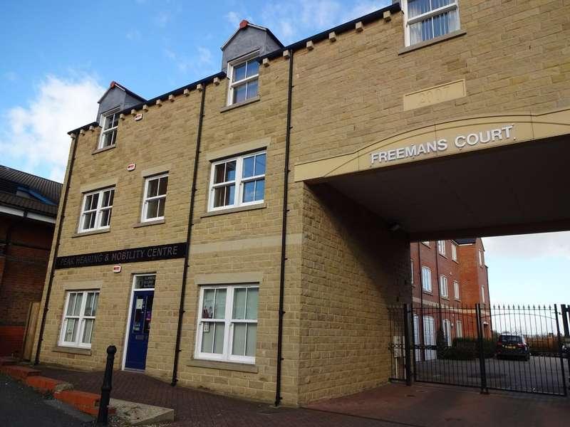 2 Bedrooms Flat for sale in 1 Freemans Court