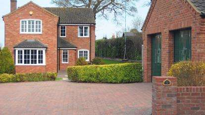 4 Bedrooms Detached House for sale in Sudbury Place, Louth, Lincolnshire