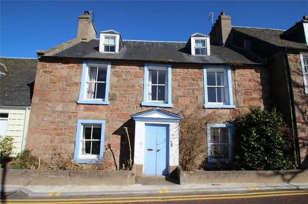 5 Bedrooms Terraced House for sale in Douglas Row, INVERNESS, Highland