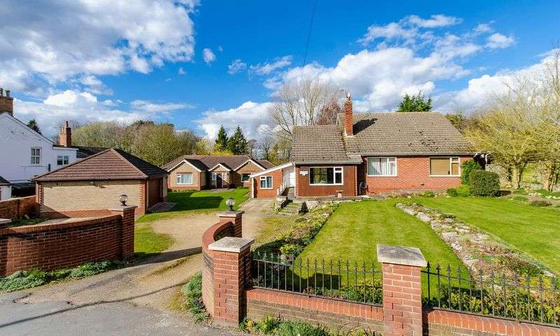 4 Bedrooms Detached Bungalow for sale in Spilsby Road, Horncastle