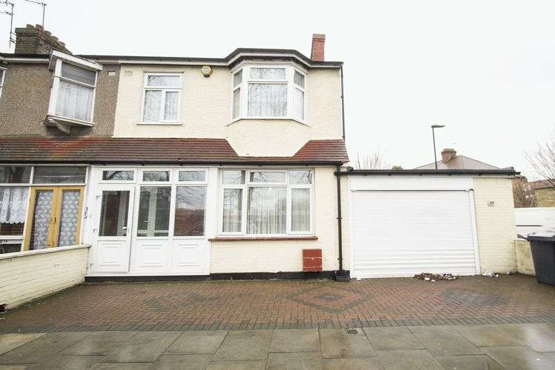 3 Bedrooms Terraced House for sale in Deceptively spacious three double bedroom end of terrace property with excellent potential to develop subject to planning permission.It includes a th