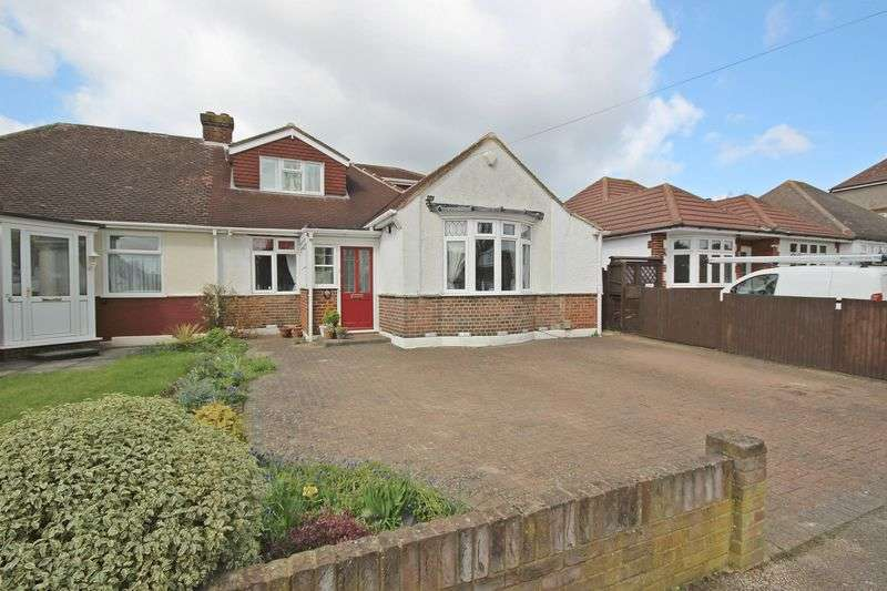 3 Bedrooms Semi Detached Bungalow for sale in Stopsley Village