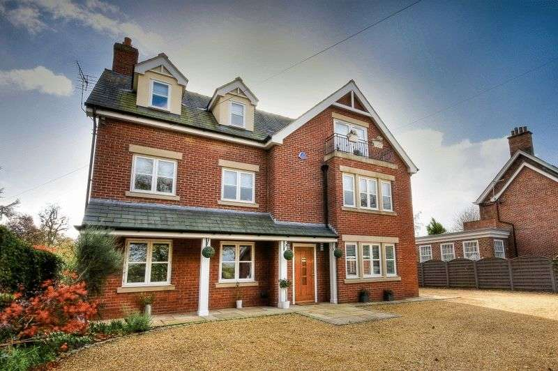 Property for sale in Whitbarrow Road, Lymm