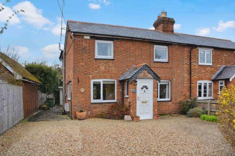 3 Bedrooms Semi Detached House for sale in Martins Lane, Dorchester-On-Thames