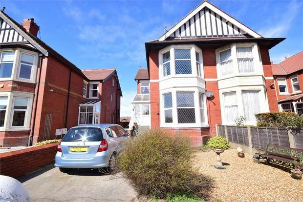 2 Bedrooms Flat for sale in 5 St Leonards Road West, LYTHAM ST ANNES, Lancashire