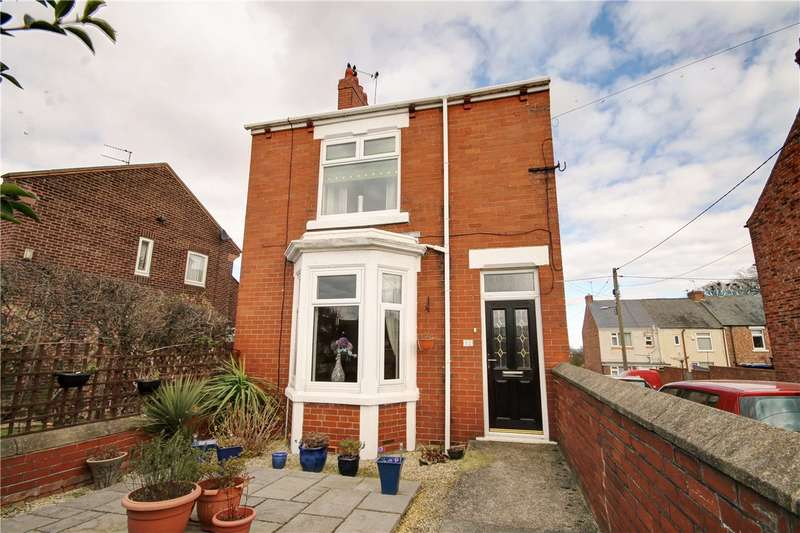 3 Bedrooms Detached House for sale in Church Parade, Sacriston, Chester le Street, DH7