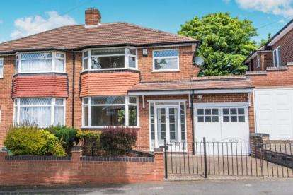 3 Bedrooms Semi Detached House for sale in Jerrys Lane, Birmingham, West Midlands