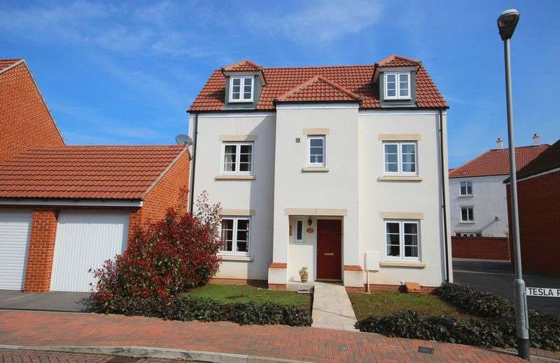 5 Bedrooms House for sale in Marconi Drive, Highbridge