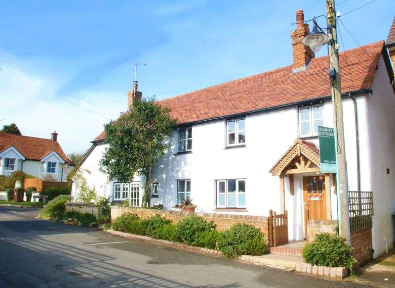 3 Bedrooms Semi Detached House for sale in Long Crendon, Buckinghamshire