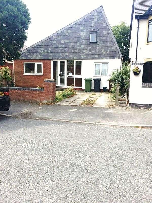 3 Bedrooms Detached Bungalow for sale in Ennismore Road, Liverpool