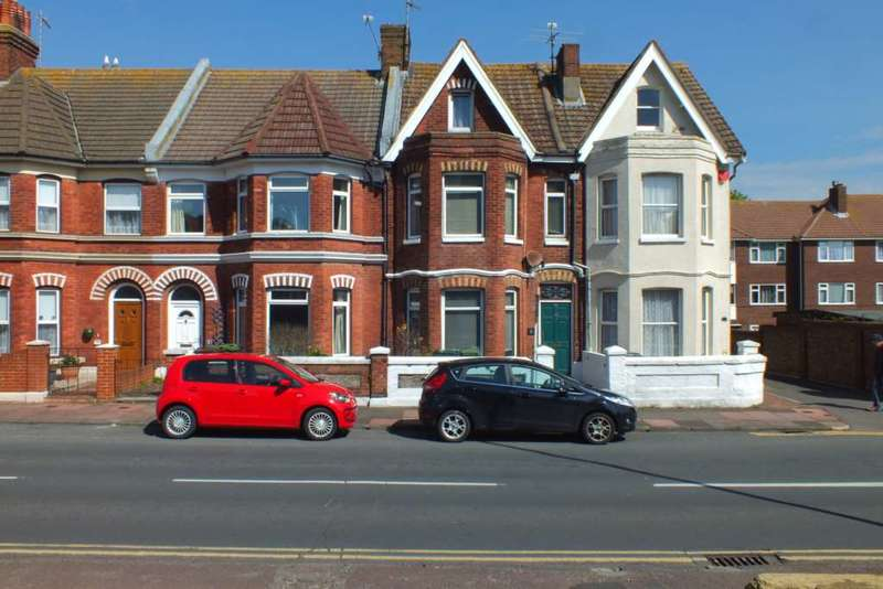3 Bedrooms Terraced House for sale in Bedfordwell Road, Eastbourne