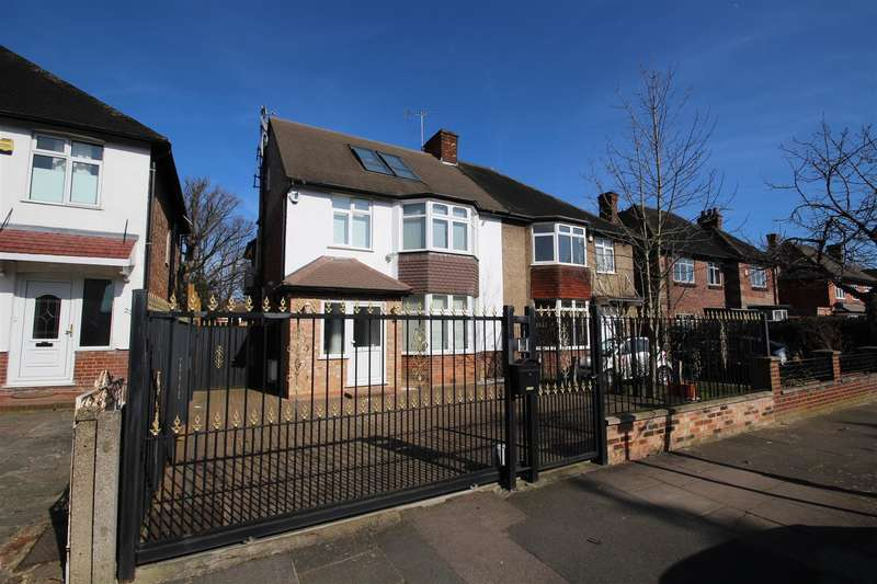 5 Bedrooms Semi Detached House for sale in Creswick Road, Acton, W3