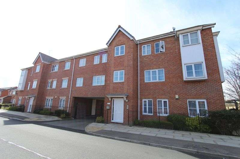 2 Bedrooms Flat for sale in Beach Road, Liverpool