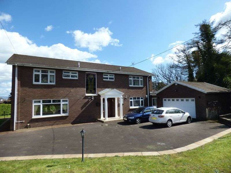 4 Bedrooms Detached House for sale in Mill Lane, Swansea