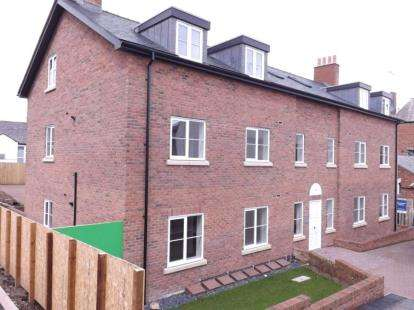 1 Bedroom Flat for sale in Brynford House, Post Office Lane, Holywell, CH8