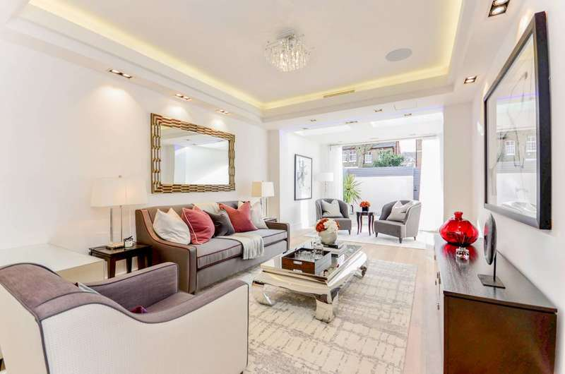 5 Bedrooms House for sale in Clareville Grove, South Kensington, SW7