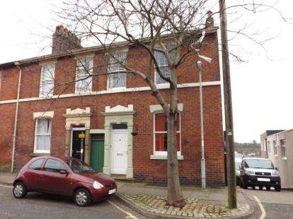 3 Bedrooms End Of Terrace House for sale in Wellington Street, Preston, Lancashire, PR1