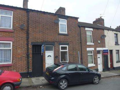 2 Bedrooms Terraced House for sale in Bold Street, Runcorn, Cheshire, WA7