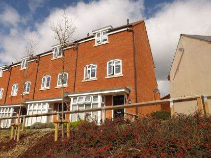 4 Bedrooms End Of Terrace House for sale in Yeovil, Somerset