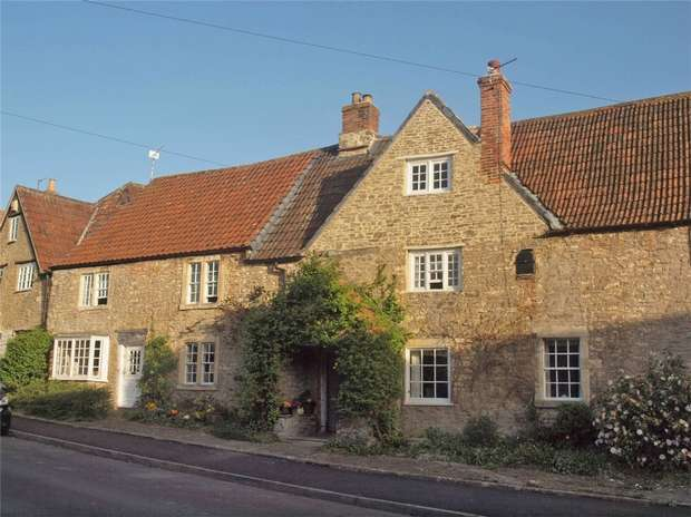 4 Bedrooms Cottage House for sale in Spring Cottage, 36 High Street, Rode, Somerset