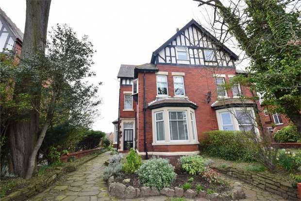 2 Bedrooms Flat for sale in 25 Blackpool Road, LYTHAM ST ANNES, Lancashire